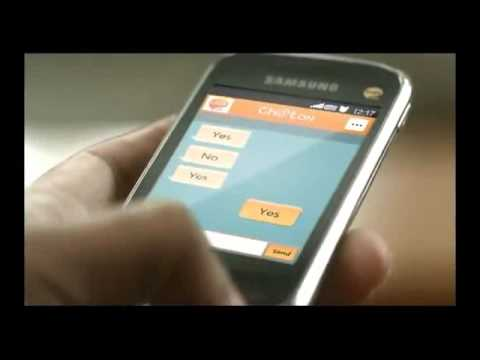 Samsung Champ Deluxe TV commercial