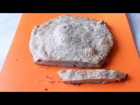 Бездрожжевой хлеб - калорийность и состав. Польза и вред