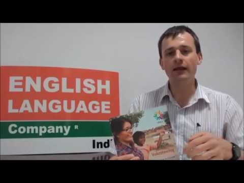 Michael Introducing English Language School with amazing Travel & Volunteering opportunities.