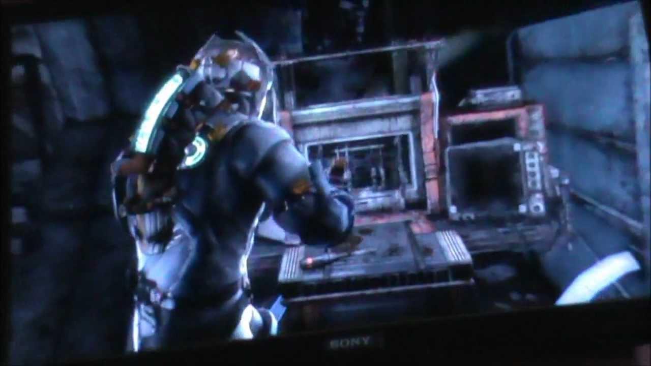 dead space 3 planet cracker plasma cutter youtube