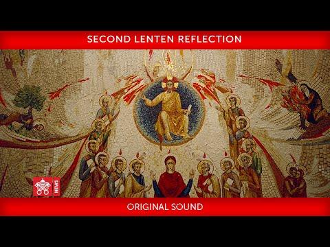 Redemptoris Mater Chapel-Third Lenten reflection 2020-03-27