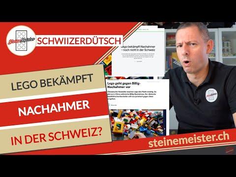 Sondermeldung: Lego® bekämpft Nachahmer noch nicht in der Schweiz?