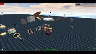 Roblox: Toontown Gag attack!!