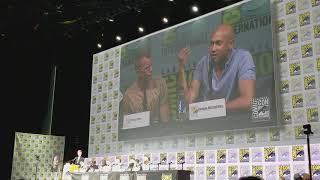 Predator panel clip at SDCC 2018 July 18, 2018