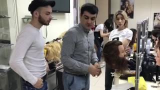 Обучение парикмахеров в Краснодаре мужские стрижки женские стрижки причёски окрашивание