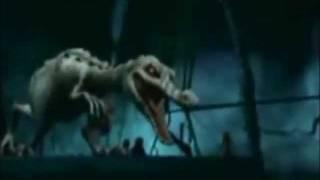 Ice Age 3 ~ Buck vs Rudy