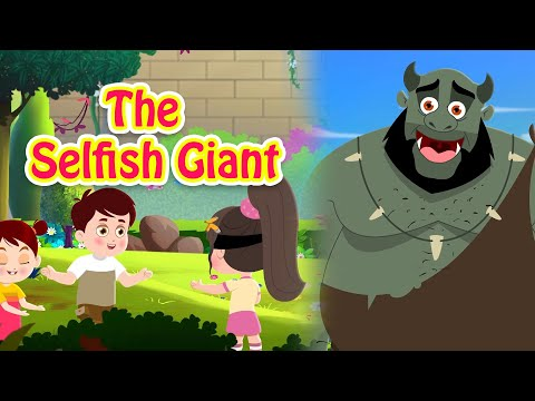 The Selfish Giant   Fairy Tales   Bedtime Stories   English Stories For Kids By TinyDreams