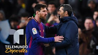 Para el Barcelona es un alivio tener a Messi | UEFA Champions League | Telemundo Deportes