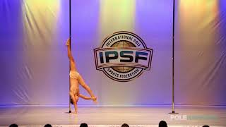 Alex Aufderklamm - IPSF World Pole Championships 2018