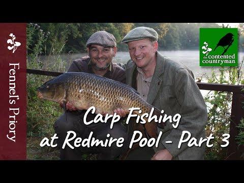 Carp Fishing at Redmire Pool, Part 3 of 5