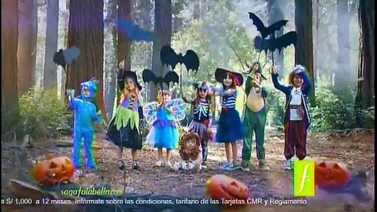 SAGA FALABELLA - Disfraces YAMP! y SUPER HERO GIRLS (2016) - YouTube 5bb9f758f096