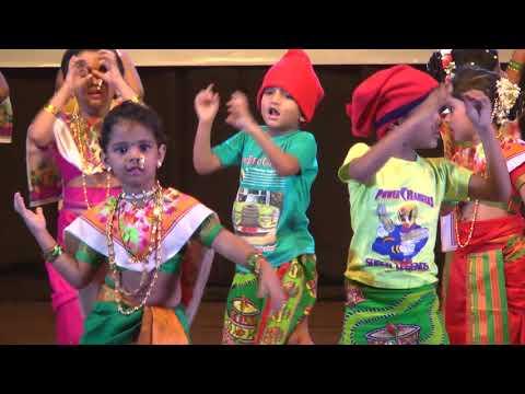 KOLI DANCE-DON BOSCO HIGH SCHOOL VIKHROLI-2017-2018-PREPRIMARY AND PRIMARY
