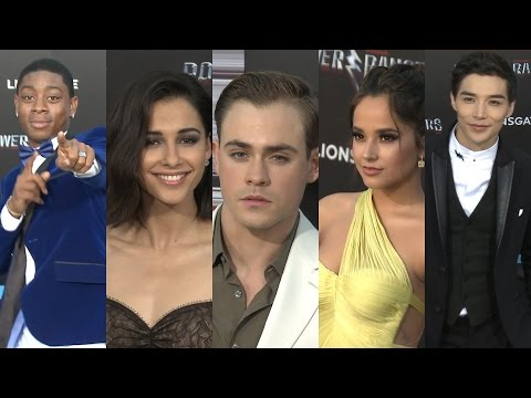 'Power Rangers' World Premiere