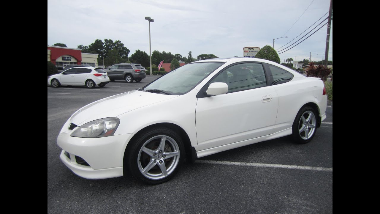 sold 2005 acura rsx type s 88k miles one owner meticulous motors inc florida for sale youtube. Black Bedroom Furniture Sets. Home Design Ideas