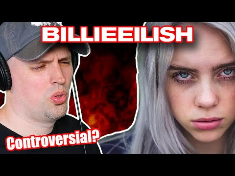 Metalhead Reacts To Billie Eilish - All The Good Girls Go To Hell 🔥👹😲