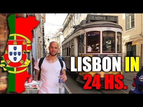 Lisbon in 24hrs! | Lisboa | Portugal | Daily Vlog 6