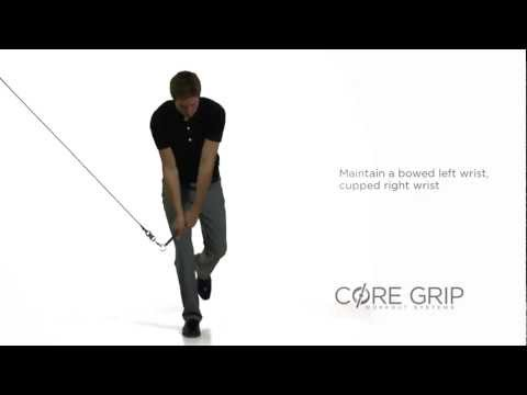 Core 12 – Trailing Leg – Core Grip Chop Series (Male)