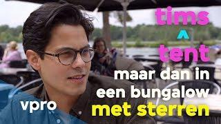 Rob Jetten In Tims ^ Tent: Maar Dan In Een Bungalow Met Sterren