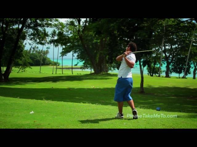 Le-Penina Golf Course, Samoa (1080 HD)