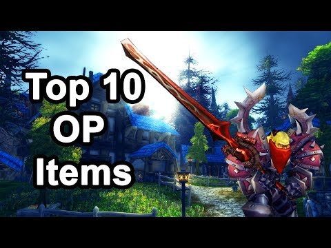 Top 10 Overpowered Items In Classic WoW