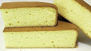 "Японский бисквит ""КАСТЕЛЛА"".Рецепты от Галины/Japanese biscuit castella"