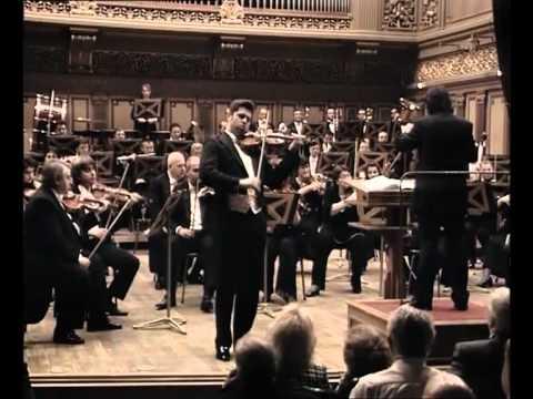 Remus Azoitei: Elgar Violin Concerto