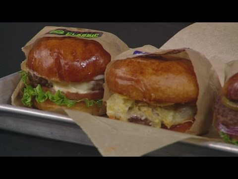 Burger Burger's New Spin On Burgers At Mall Of America
