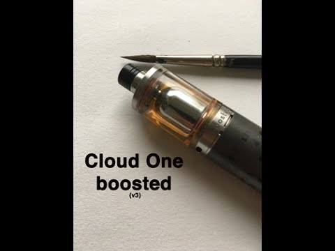 """Cloud One V3 """"boosted"""" ETS #10/17"""