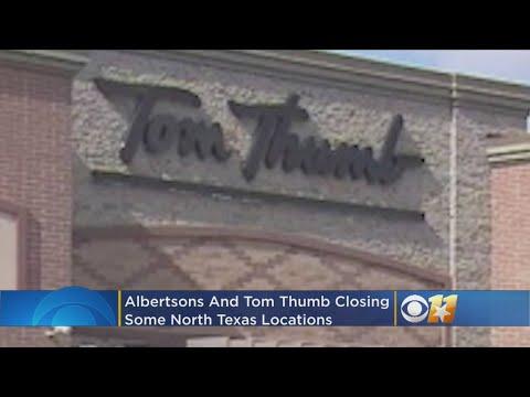Albertsons, Tom Thumb Closing 4 North Texas Stores