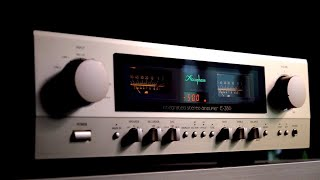 Lovely.  Accuphase E-280 Integrated Amplifier Review!