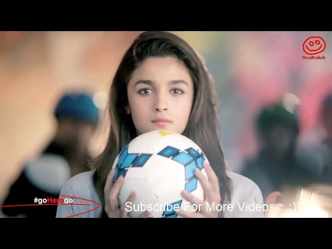 Alia Bhatt Most Funny Tv Ads