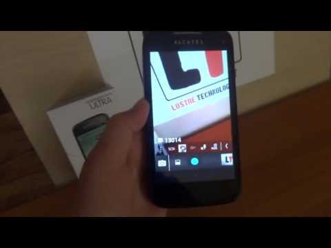 Alcatel OneTouch 997D ULTRA review (greek)