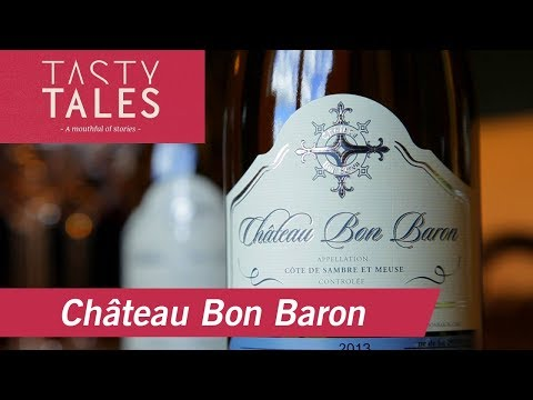 CHÂTEAU BON BARON (Dinant) • Belgian wines at its finest • Tasty Tales