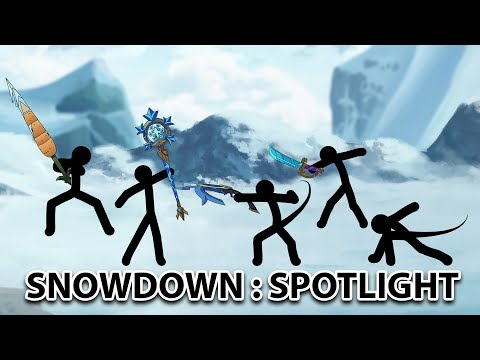 SnowDown Spotlight - League Of Legends Stickfigure Animation thumbnail