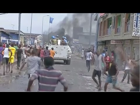 20 Killed In Protests Demanding Congo President Step Down and Respect Term Limits