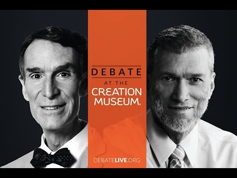 Bill Nye Debates Ken Ham - HD (Official)