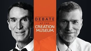 Bill Nye vs. Ken Ham [Debate]