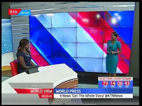 World View - 26th May 2017 -  World Press with Trix Ingado