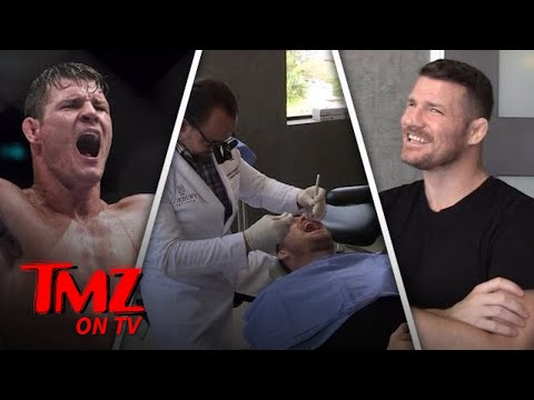 Michael Bisping – All Mouth!   TMZ TV