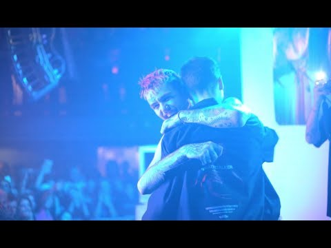 lil peep x wicca phase 'absolute in doubt' live in seattle (cowys tour)