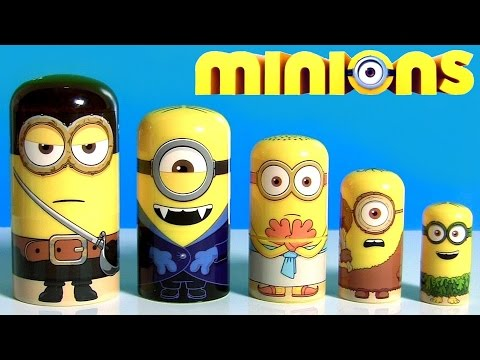 Disney Minions Minions Stackin...