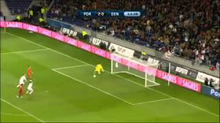 UEFA Euro 2012: Portugal vs Denmark (3-2) All Goals Full Highlights 13/06/2012