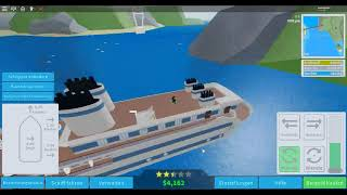 roblox cruise ship tycoon #2 we went to the other island