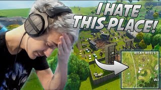 Ninja Explains Why He Will Never Land At Risky Reels Ever Again! Dakotaz Gets Free Loot!