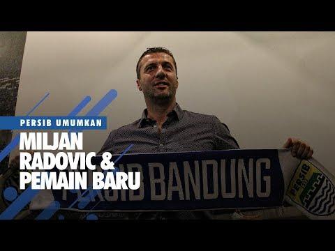 PERSIB 2019 - Perkenalan Pelatih dan Pemain Asing Persib Bandung 2019 Mp3