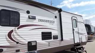 Brand New 28' 2015 Gulf Stream Innsbruck 260rls 1-slide Big Rear Bay Window