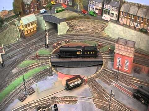 model railway kits uk | How To Build A Model Railway
