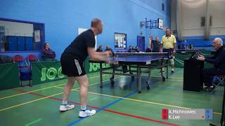 2018 Preston Championships Singles Semi-Final: Andy Michnowiec vs Keith Lee