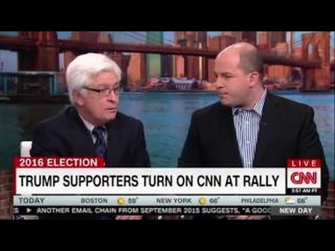 CNN Anchors Get Pissed When the Realize That Everyone Hates Them!!