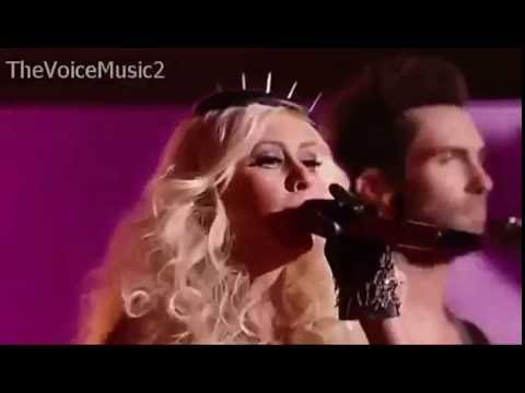 Coaches Performance PRINCE Medley The Voice